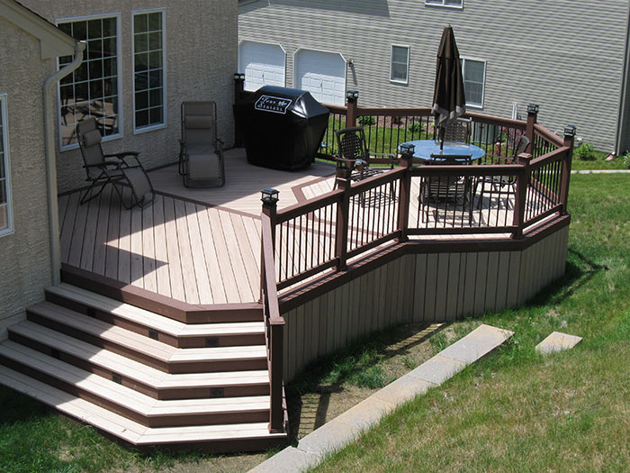 Composite Decking Idea